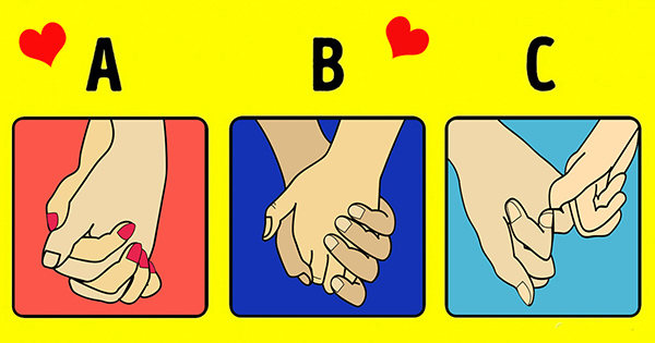 What Does The Way You Hold Hands Reveal About Your Relationship?